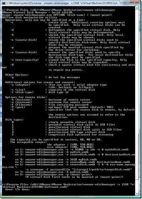 vmware-diskexpansion