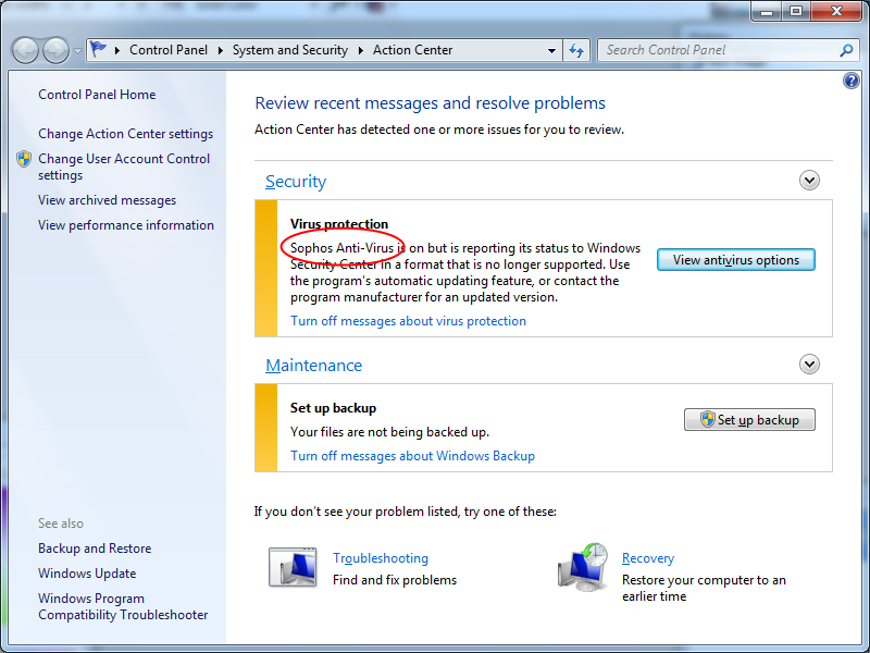 ESET Online Scanner Description for Windows 10